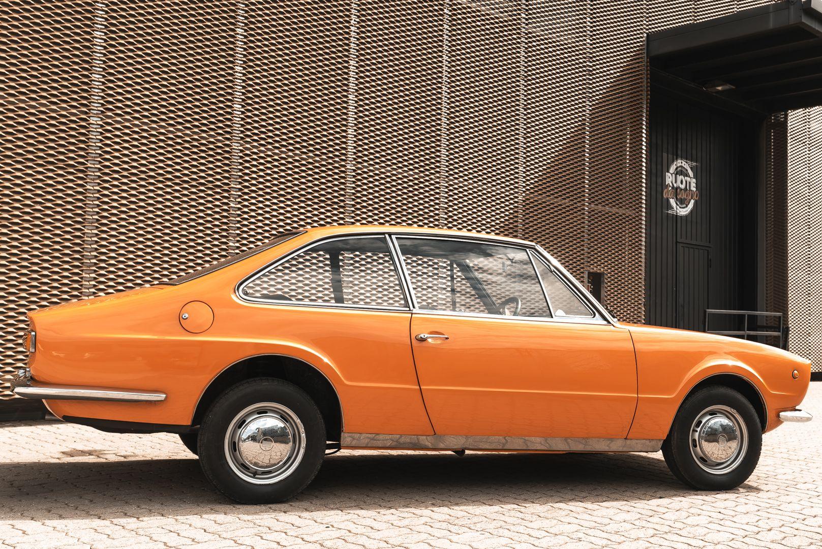 1969 Fiat 124 Coupé Eveline Vignale 81740