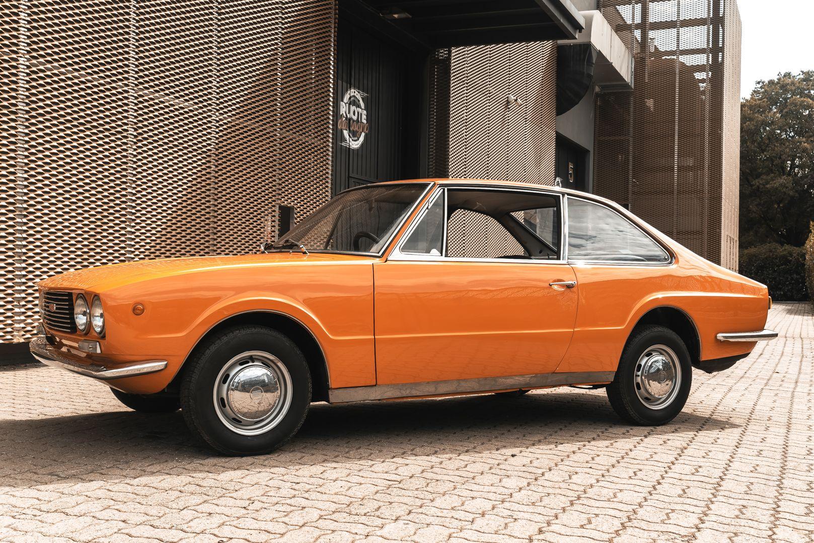1969 Fiat 124 Coupé Eveline Vignale 81745