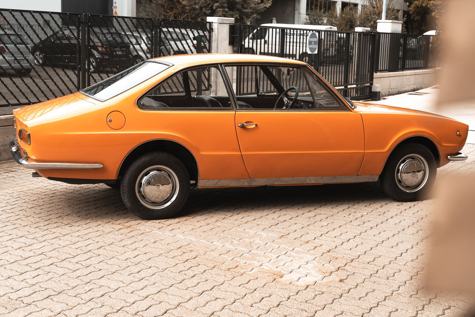 1969 Fiat 124 Coupé Eveline Vignale 81746