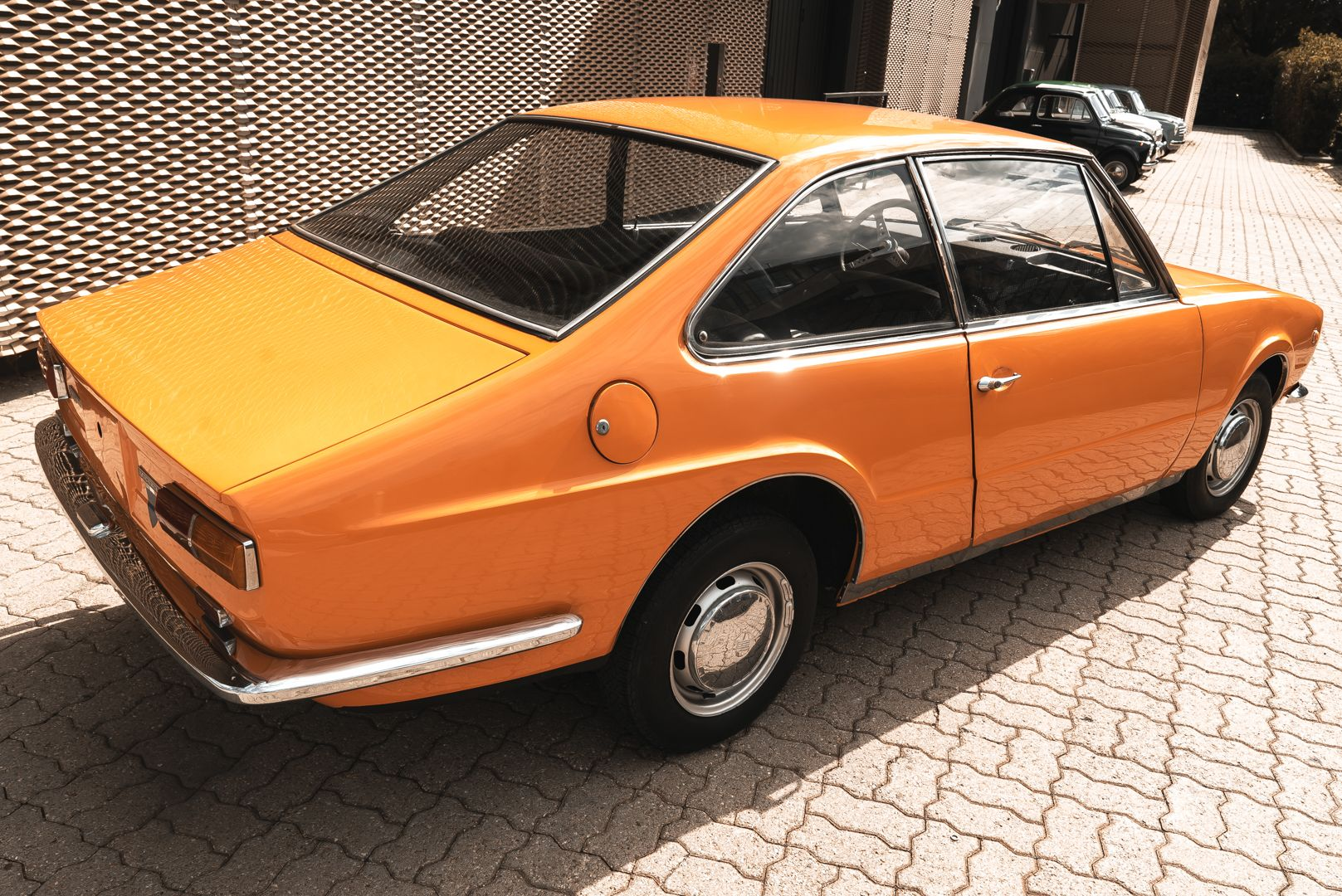 1969 Fiat 124 Coupé Eveline Vignale 81741