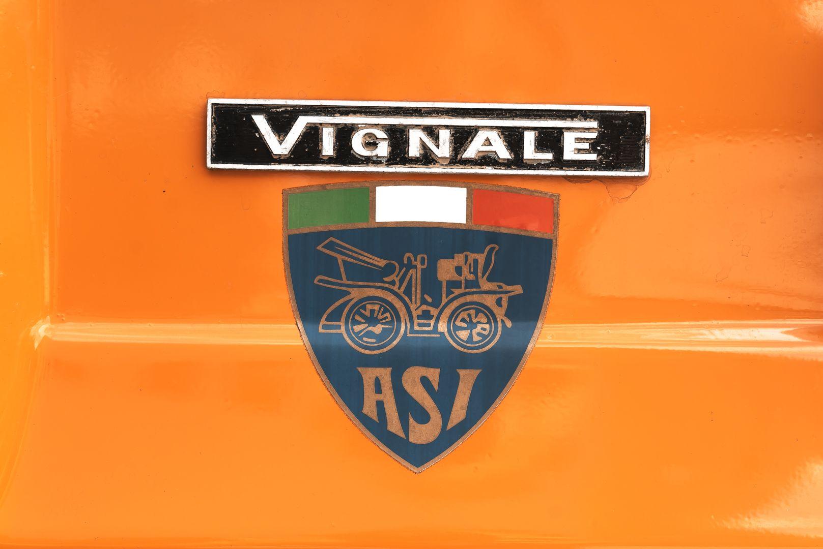 1969 Fiat 124 Coupé Eveline Vignale 81753