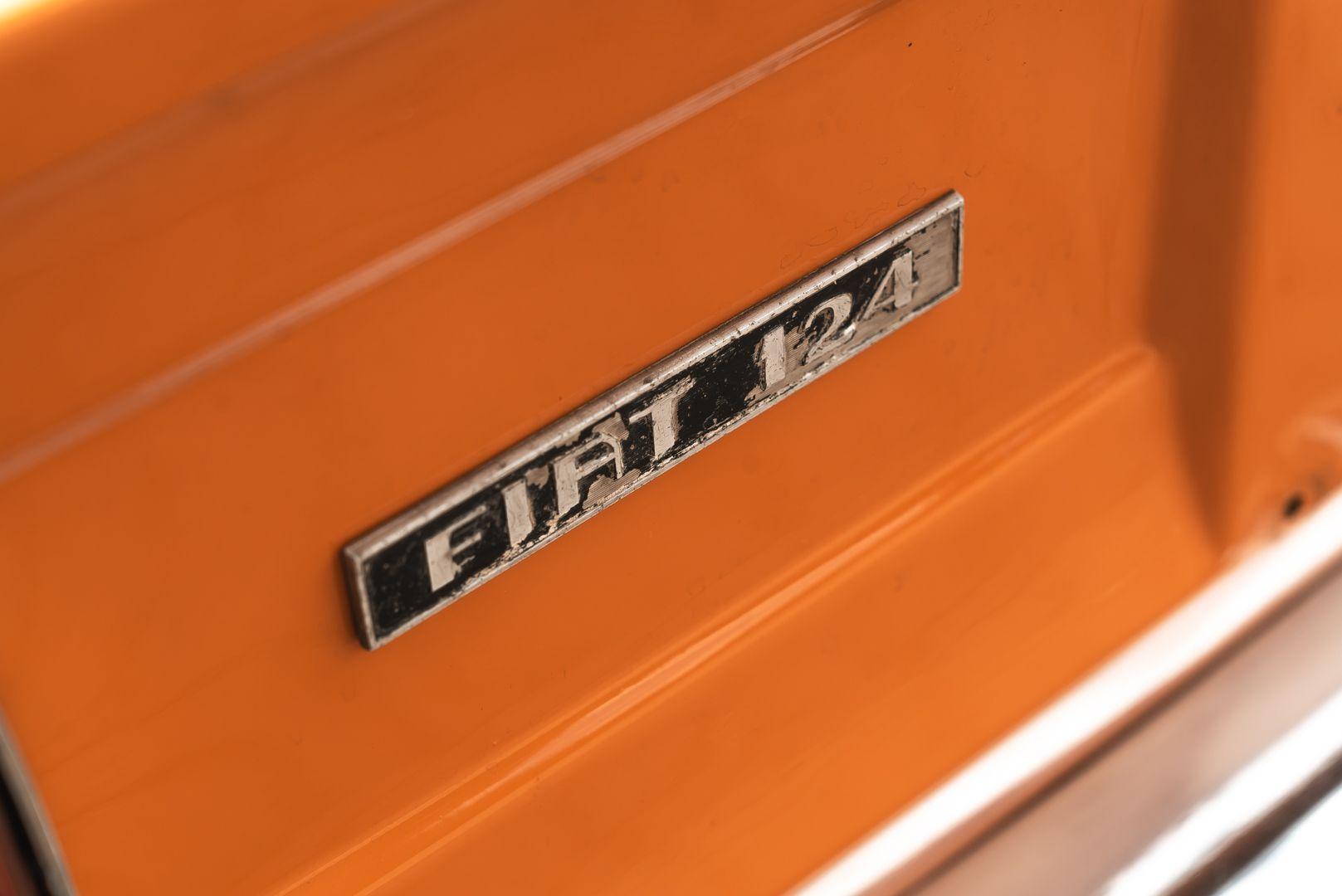 1969 Fiat 124 Coupé Eveline Vignale 81752
