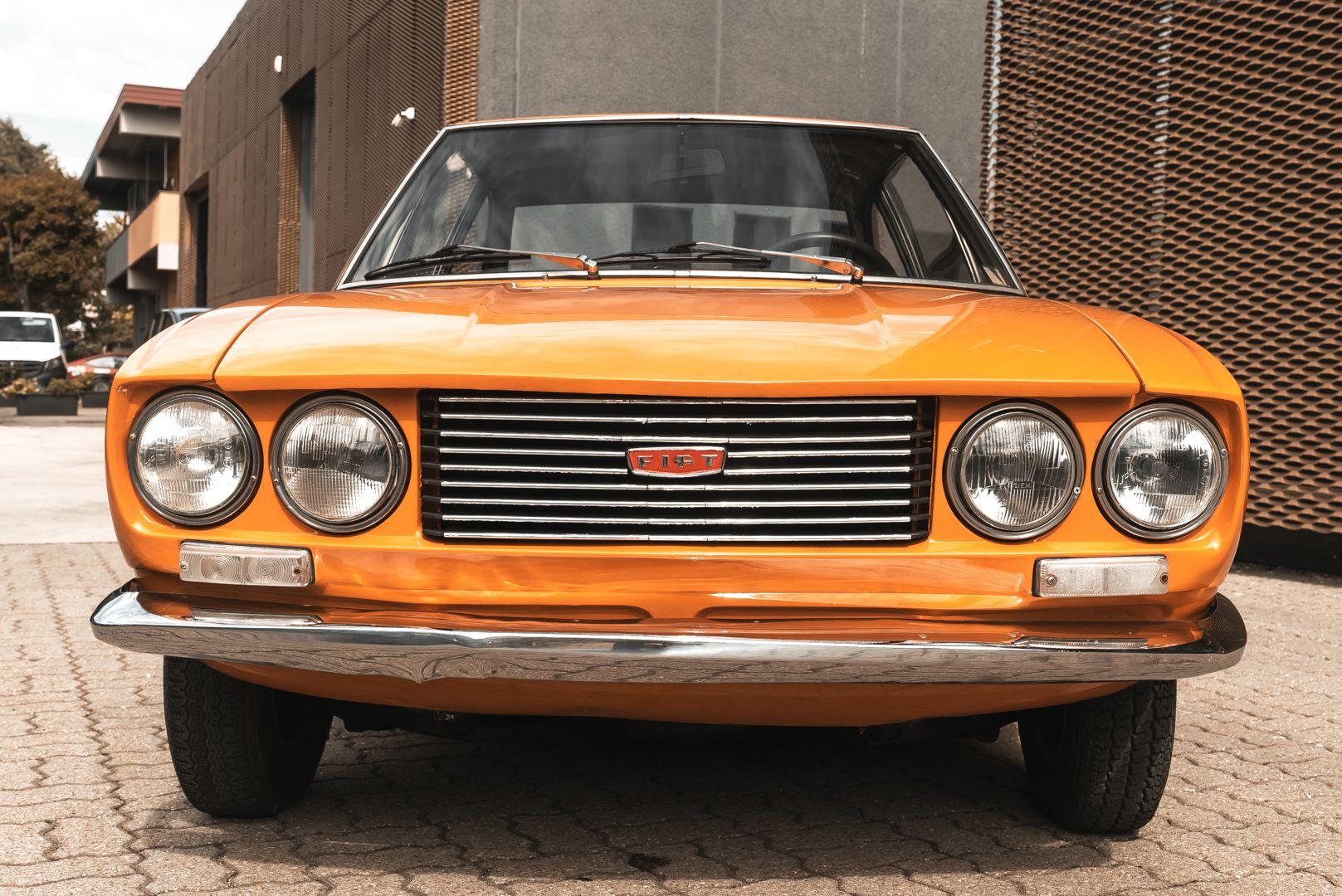 1969 Fiat 124 Coupé Eveline Vignale 81742