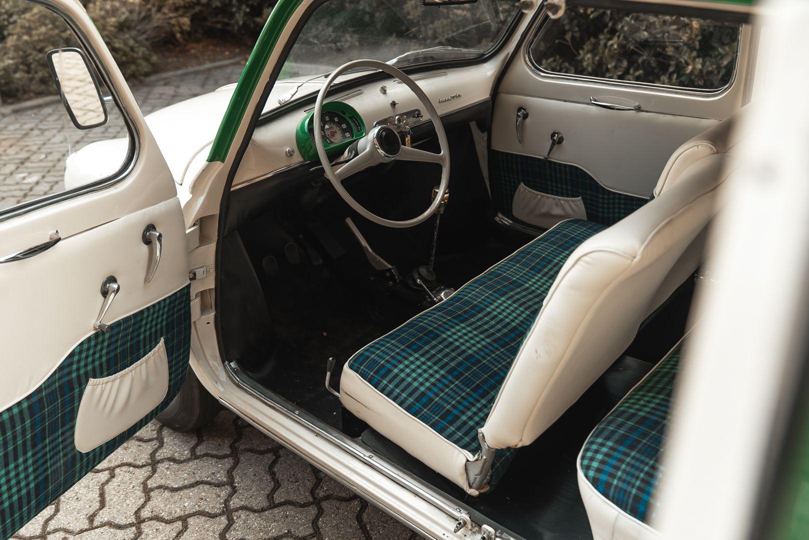 1959 Fiat 600 Lucciola Francis Lombardi 81677
