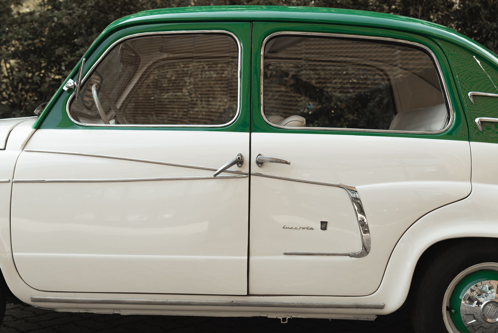 1959 Fiat 600 Lucciola Francis Lombardi 81671