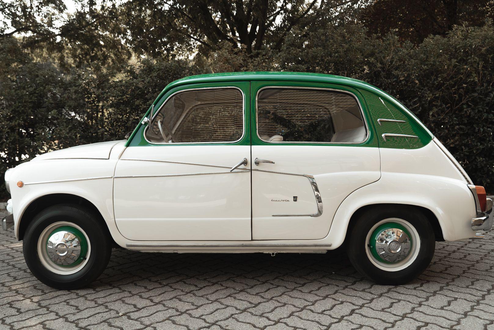 1959 Fiat 600 Lucciola Francis Lombardi 81656