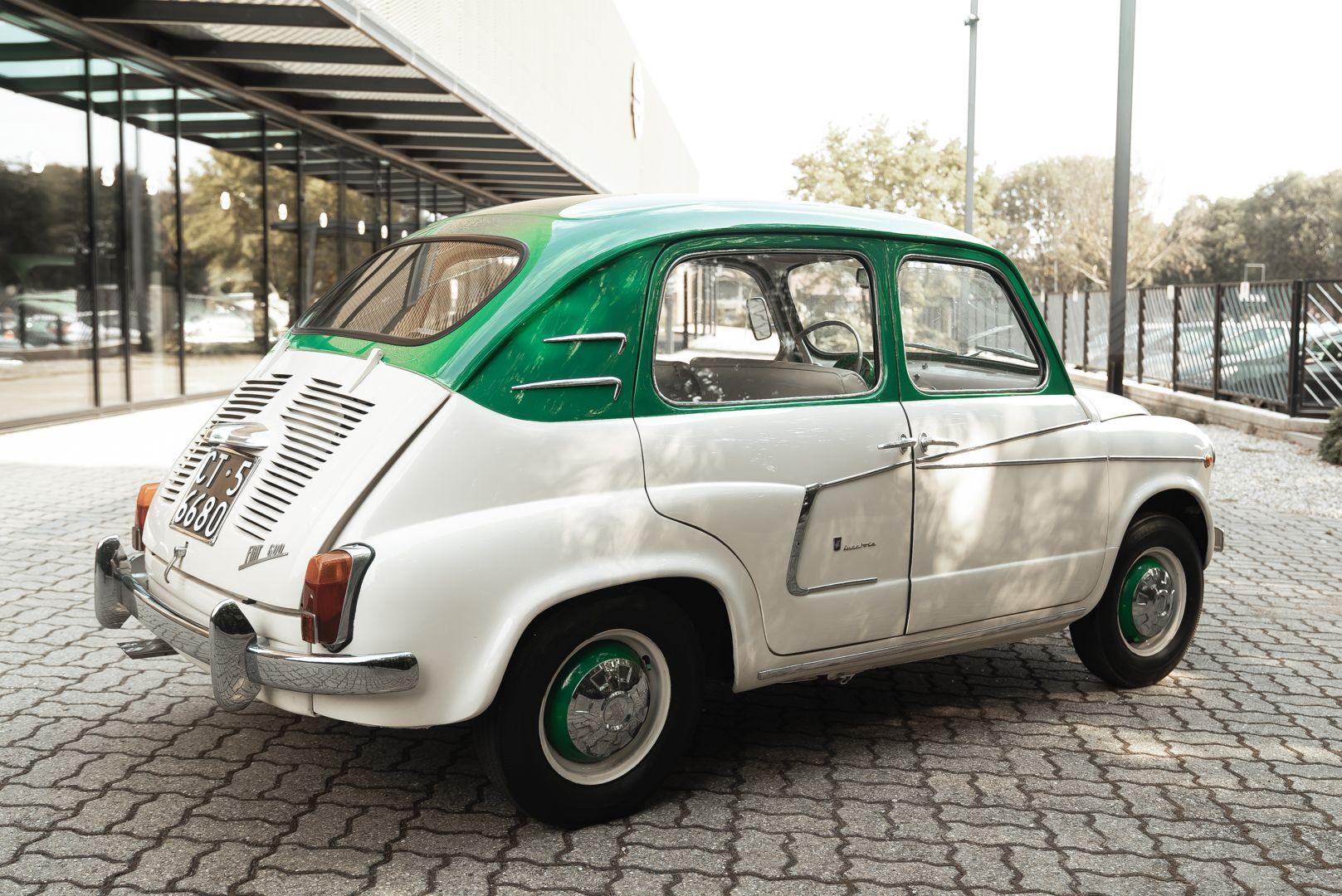 1959 Fiat 600 Lucciola Francis Lombardi 81660