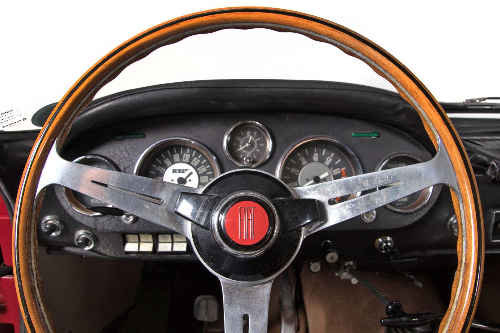 1963 Fiat 2300 S coupè 50473