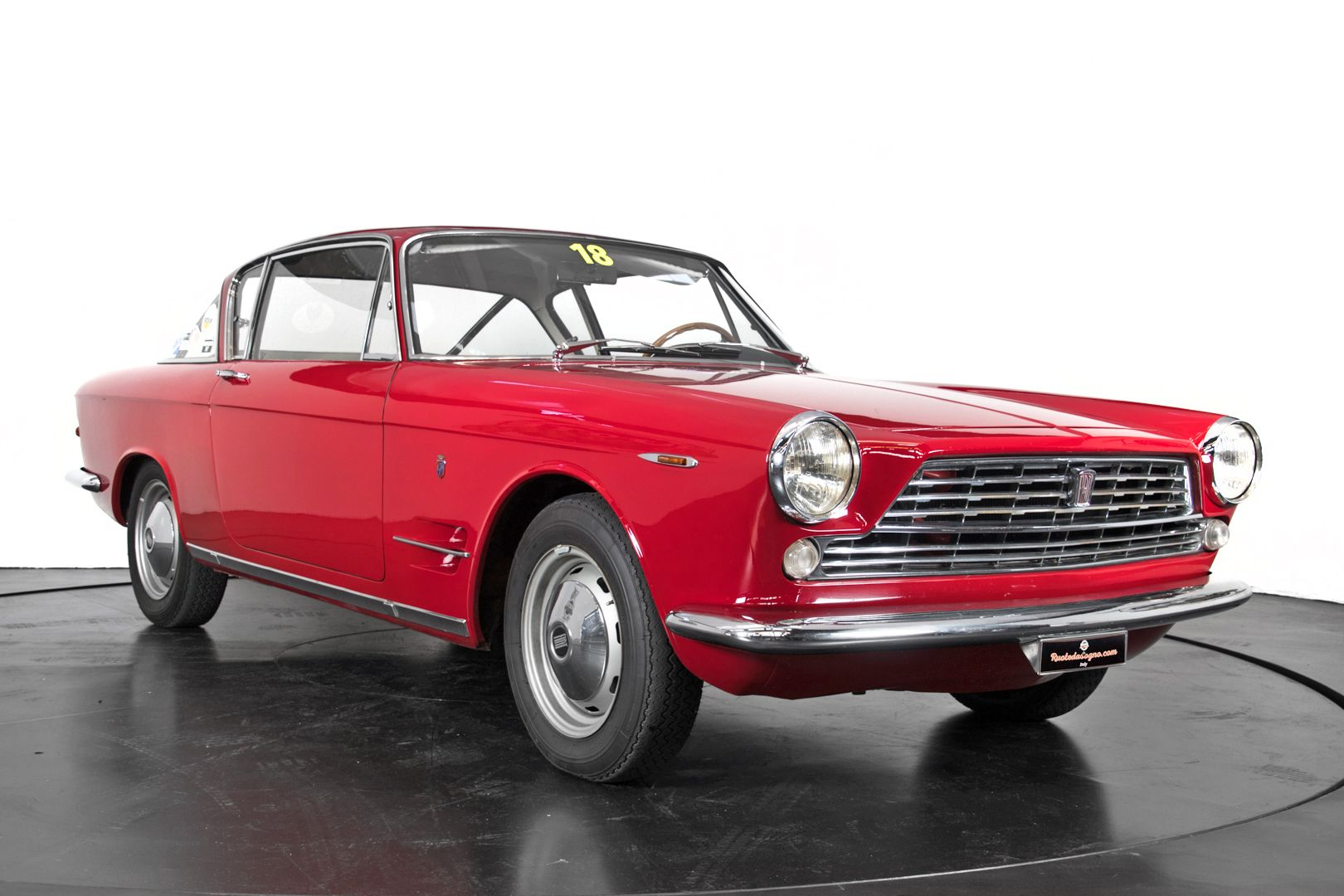 1963 Fiat 2300 S coupè 50455