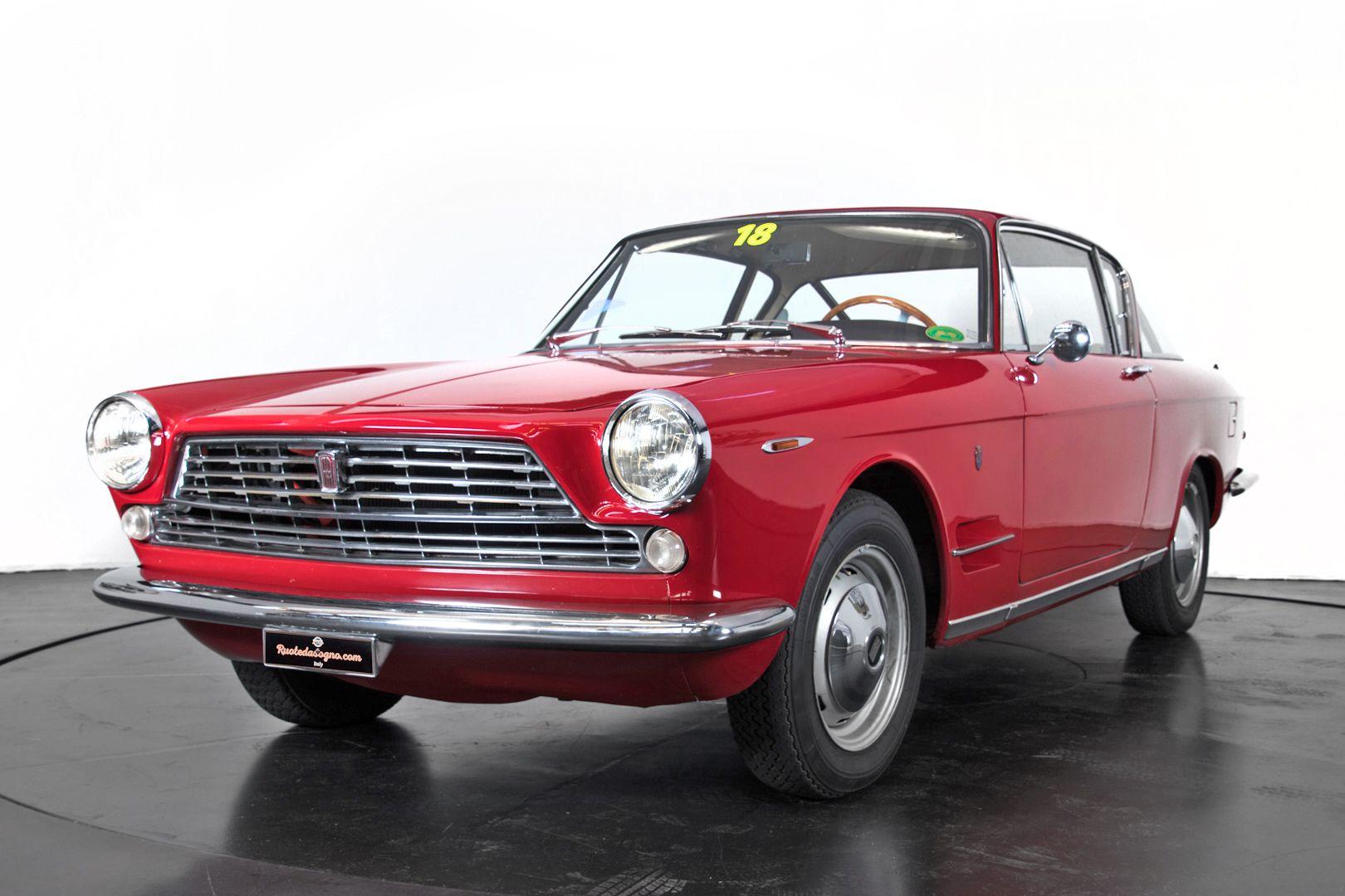 1963 Fiat 2300 S coupè 50422