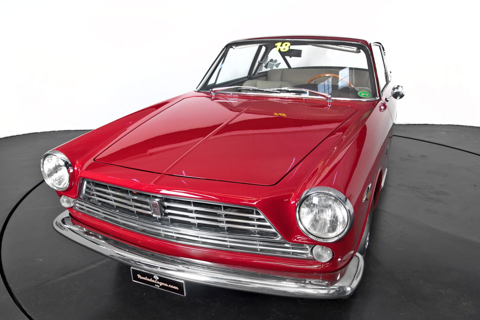 1963 Fiat 2300 S coupè 50460