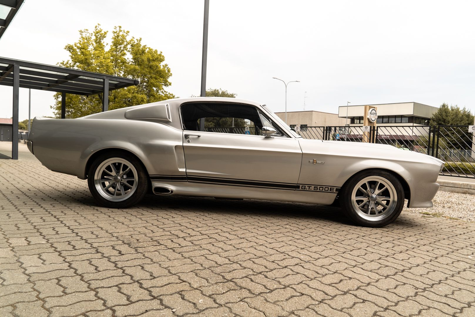 1968 Ford Mustang Shelby GT 500 Eleanor Replica 79921