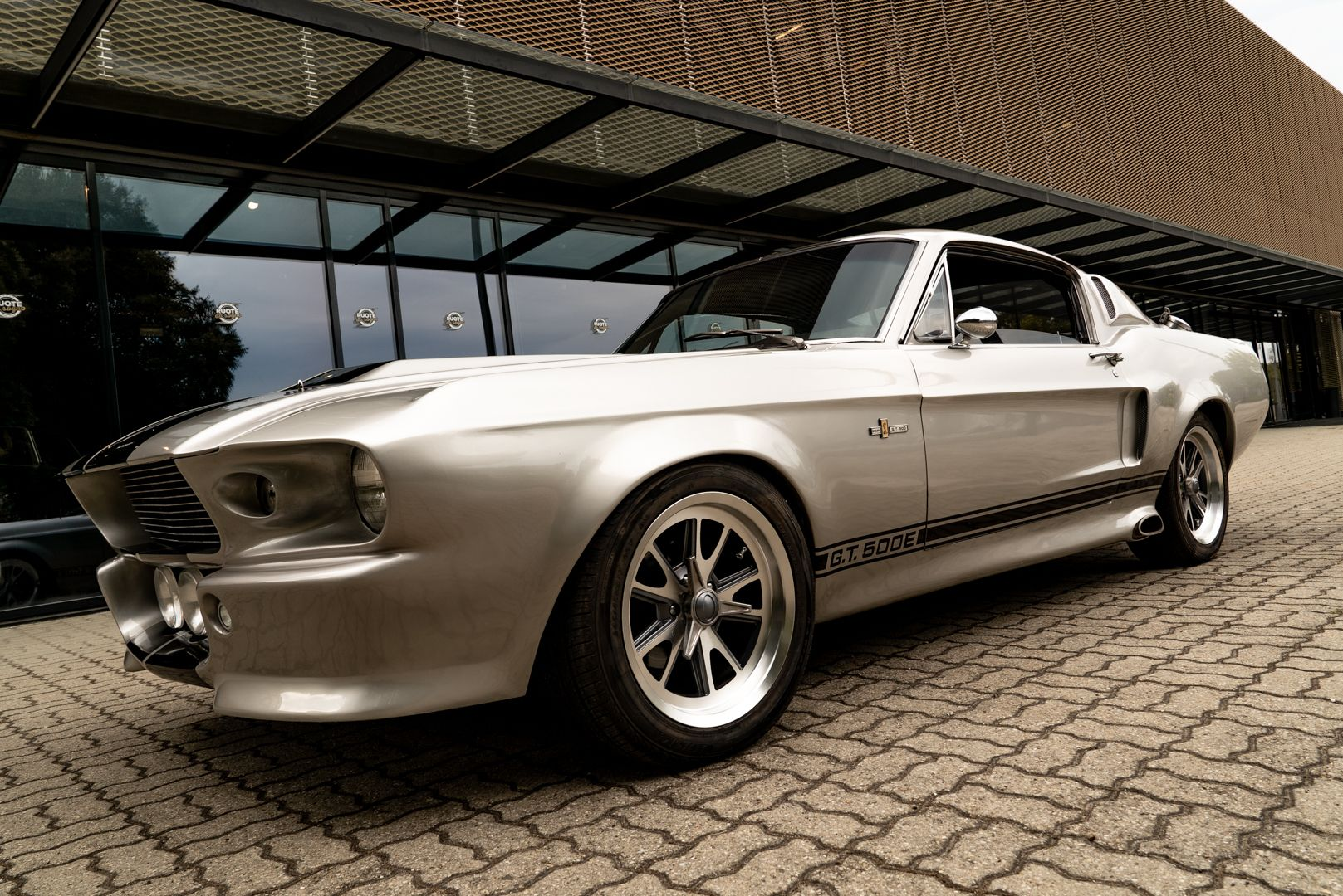 1968 Ford Mustang Shelby GT 500 Eleanor Replica 79928