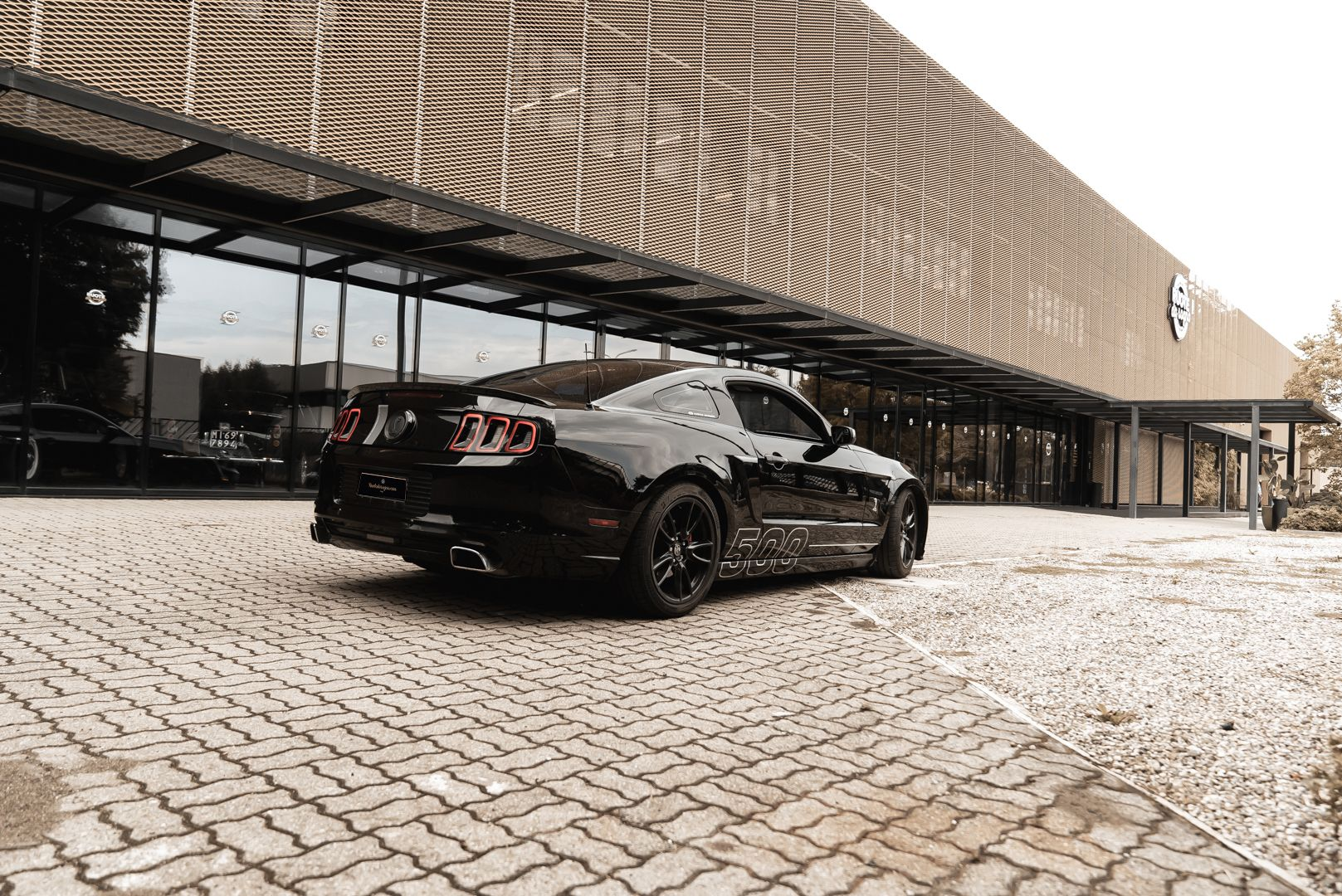 2012 Ford Mustang 5.0 V8 82052