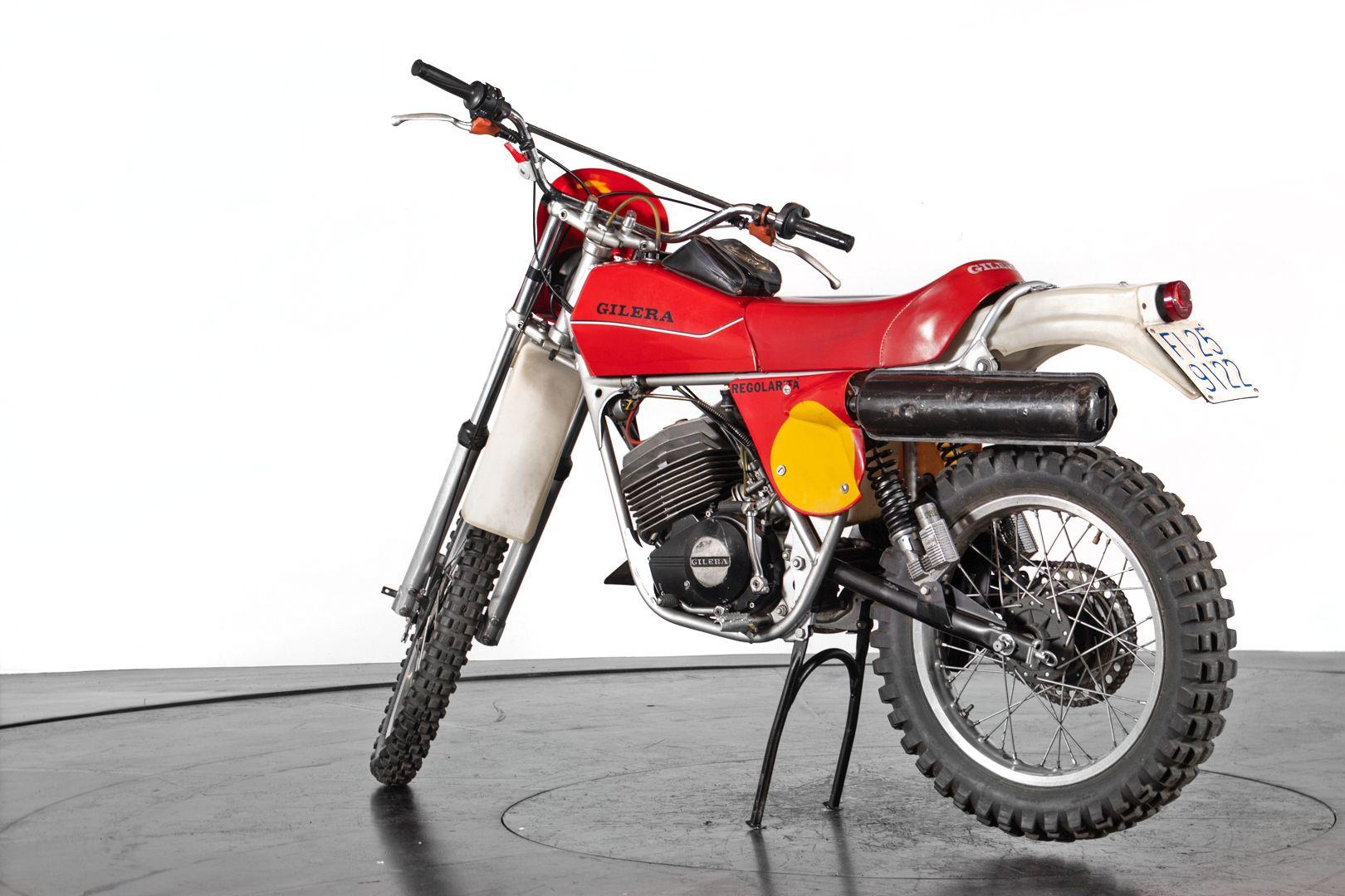 1980 GILERA ELMECA 125 50586