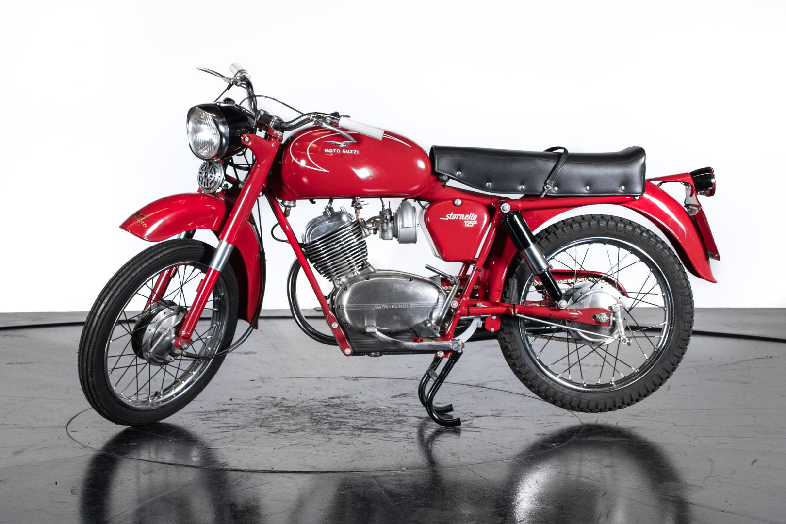 1963 Moto Guzzi Stornello 125 82237