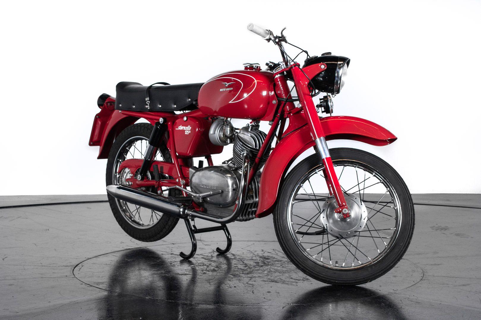 1963 Moto Guzzi Stornello 125 82230