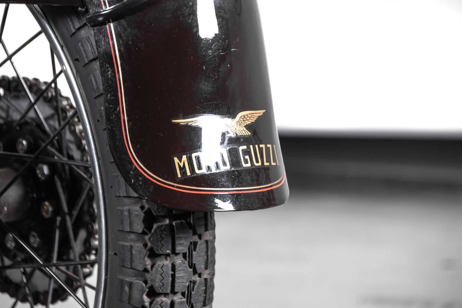 1951 Moto Guzzi 500 72182
