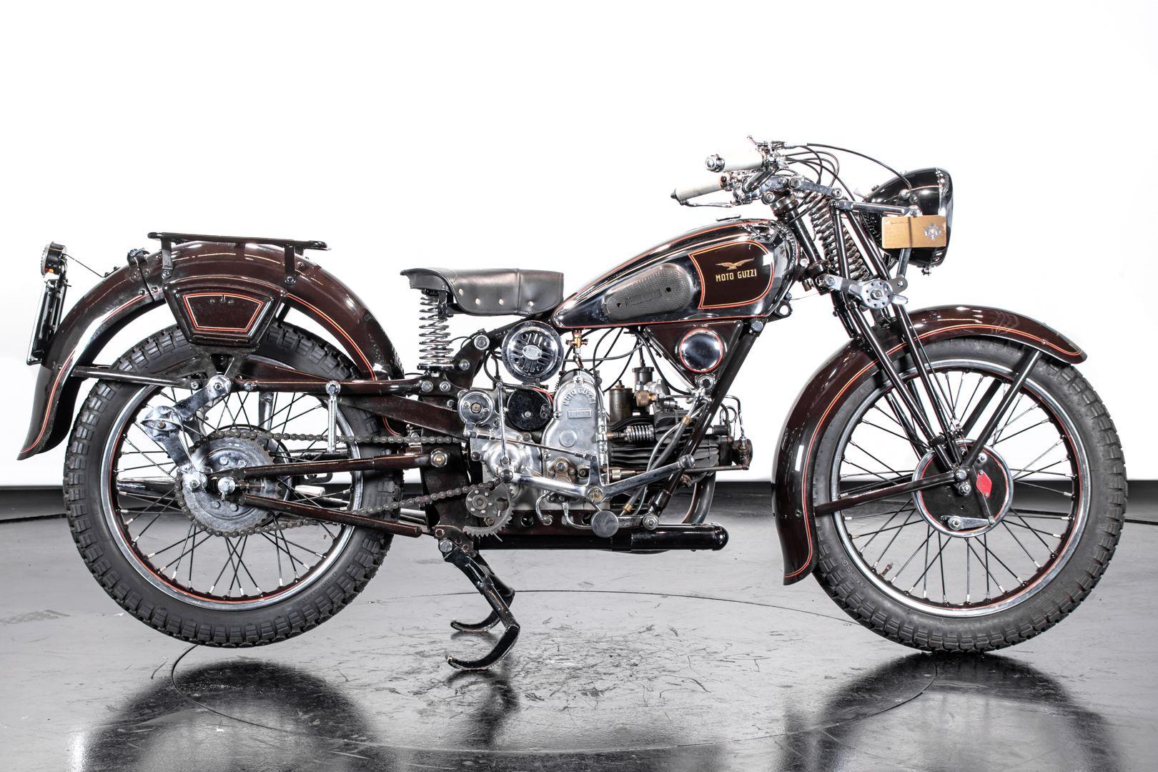 1951 Moto Guzzi 500 72168