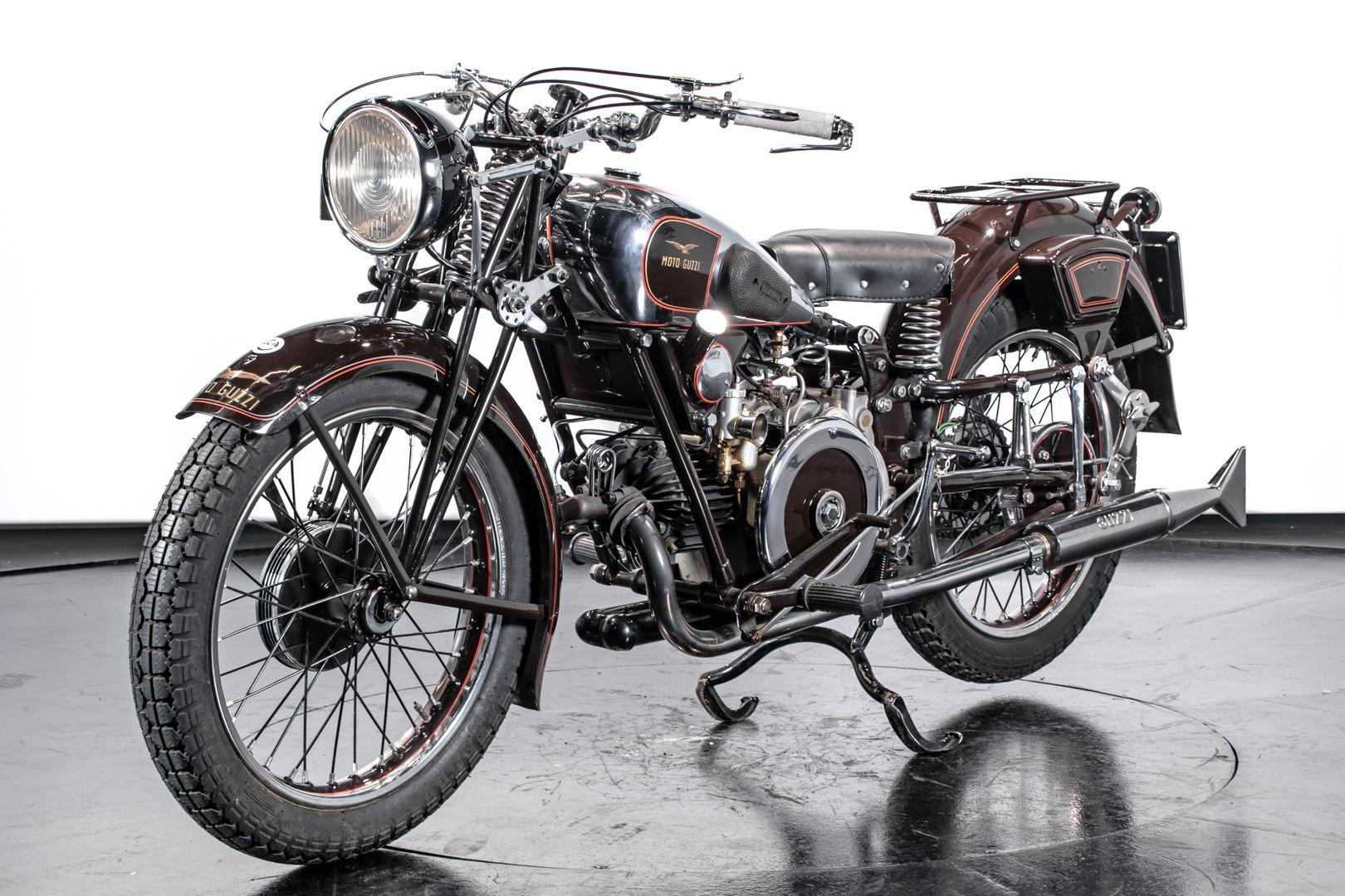 1951 Moto Guzzi 500 72171