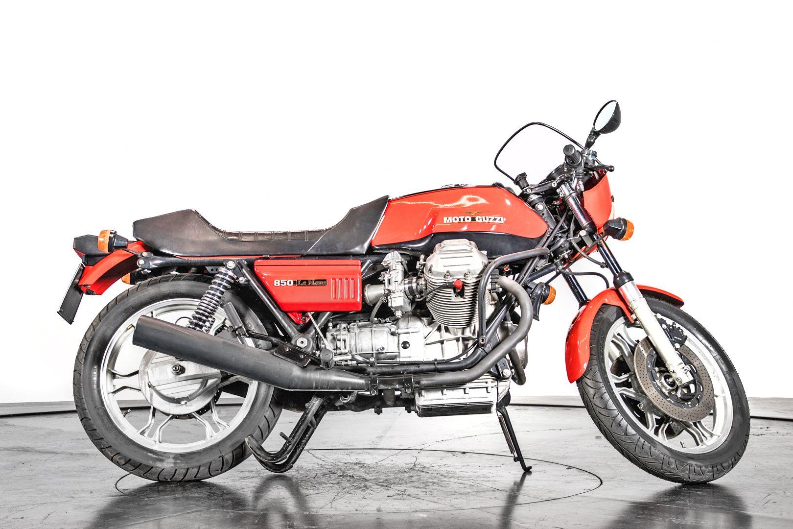 1977 Moto Guzzi Le Mans VE 850 41839