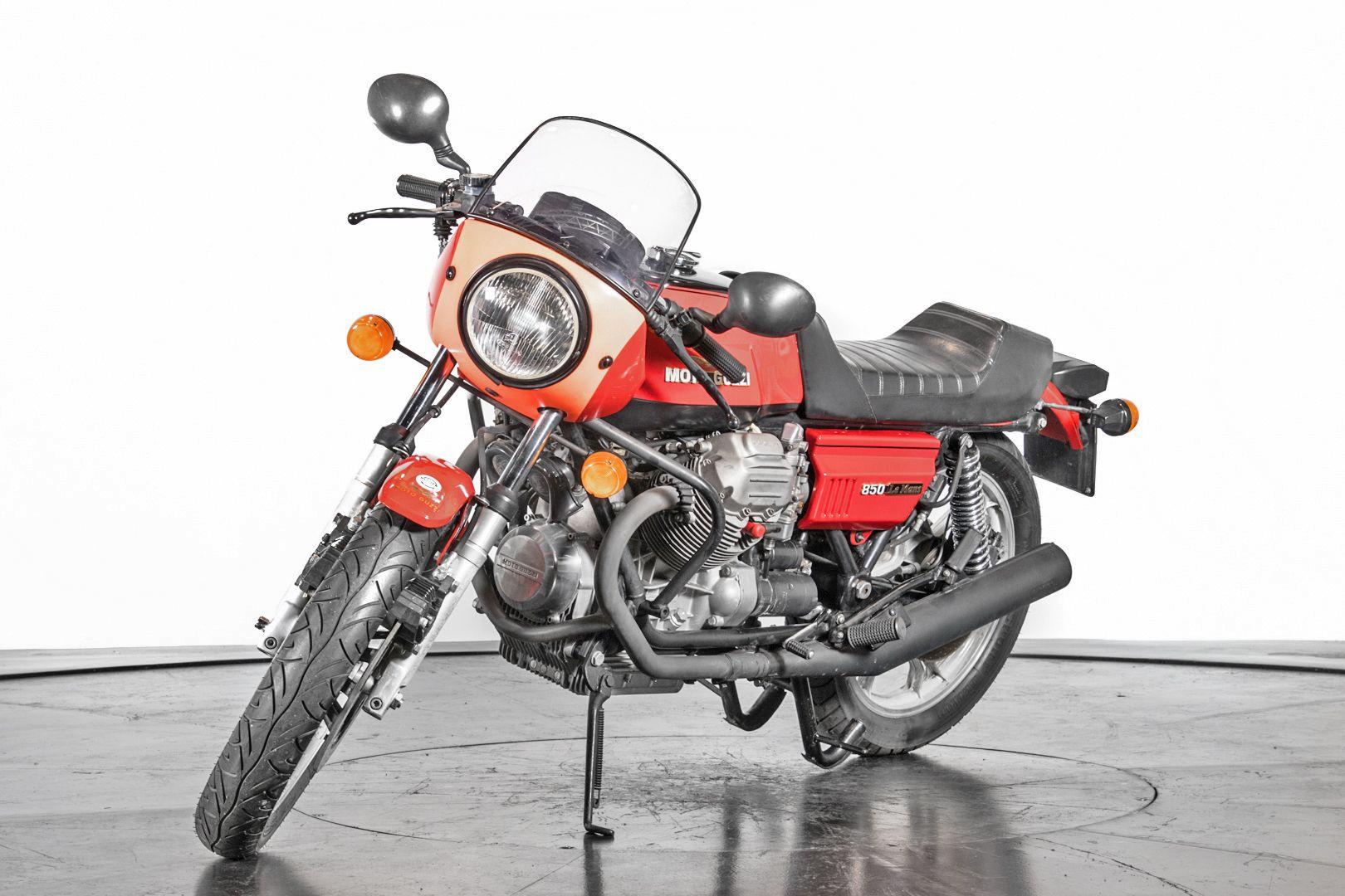 1977 Moto Guzzi Le Mans VE 850 41844