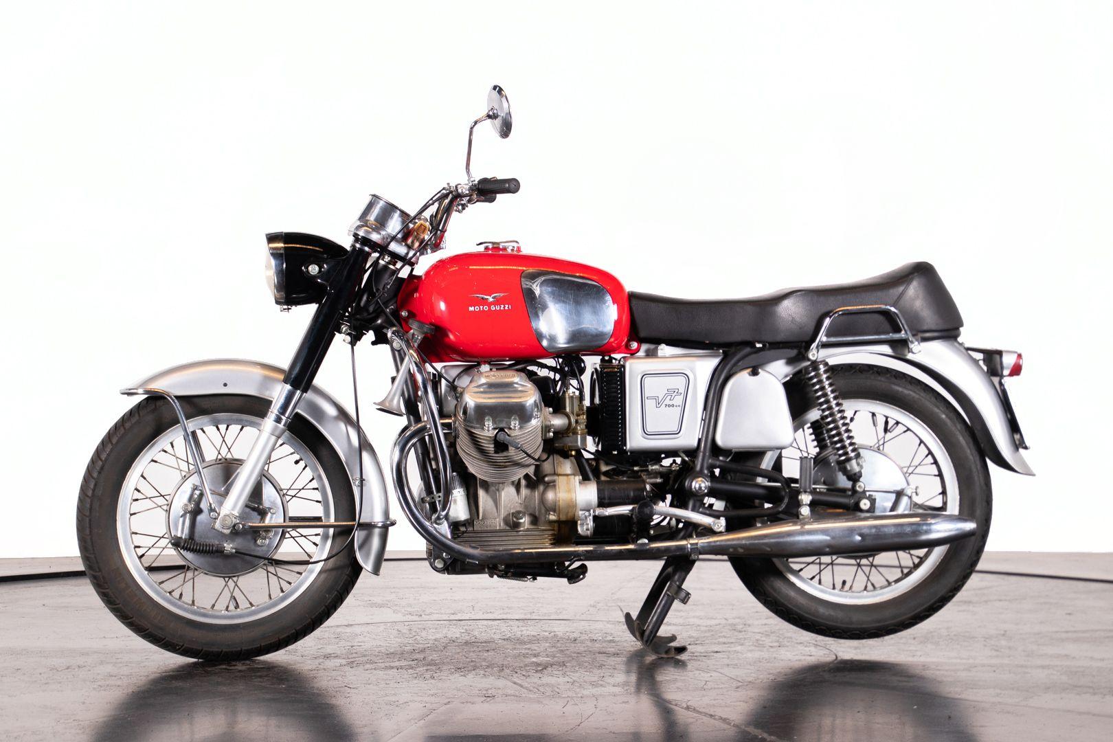 1969 MOTO GUZZI V7 VS 48633