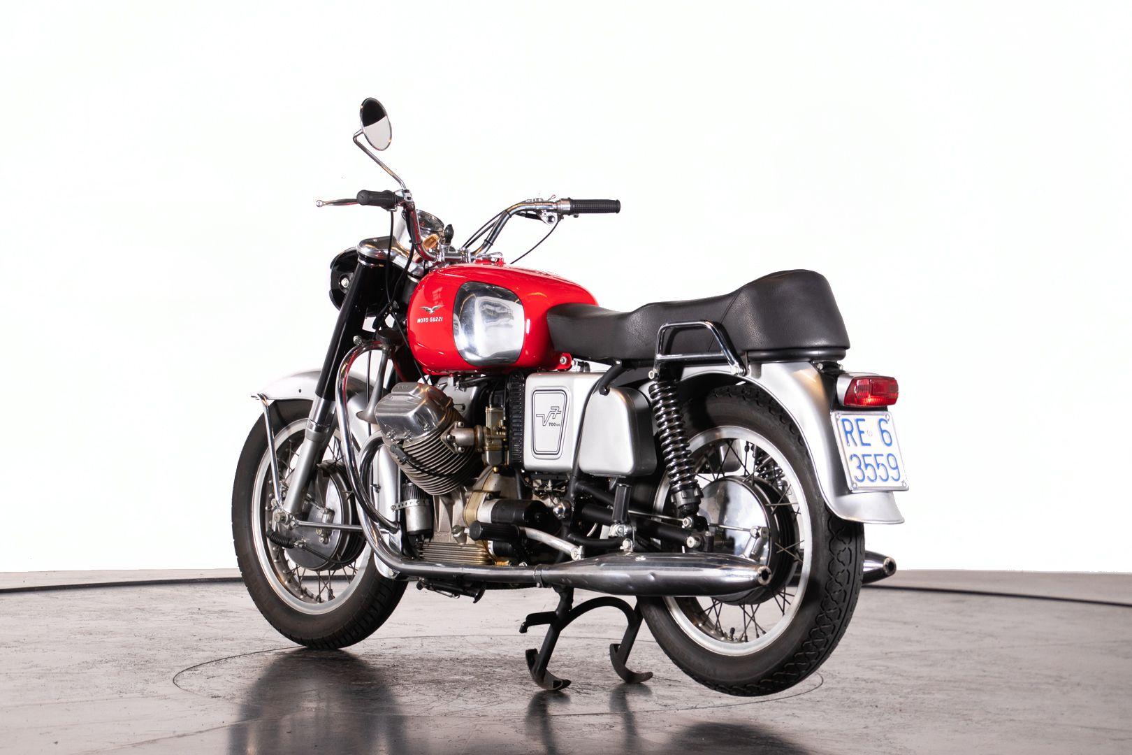 1969 MOTO GUZZI V7 VS 48636
