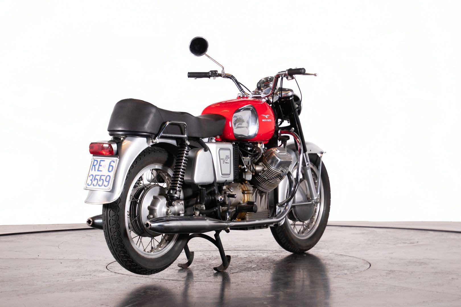 1969 MOTO GUZZI V7 VS 48638