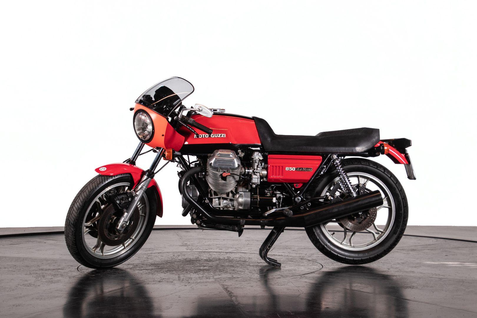 1978 MOTO GUZZI 850 LE MANS 48655