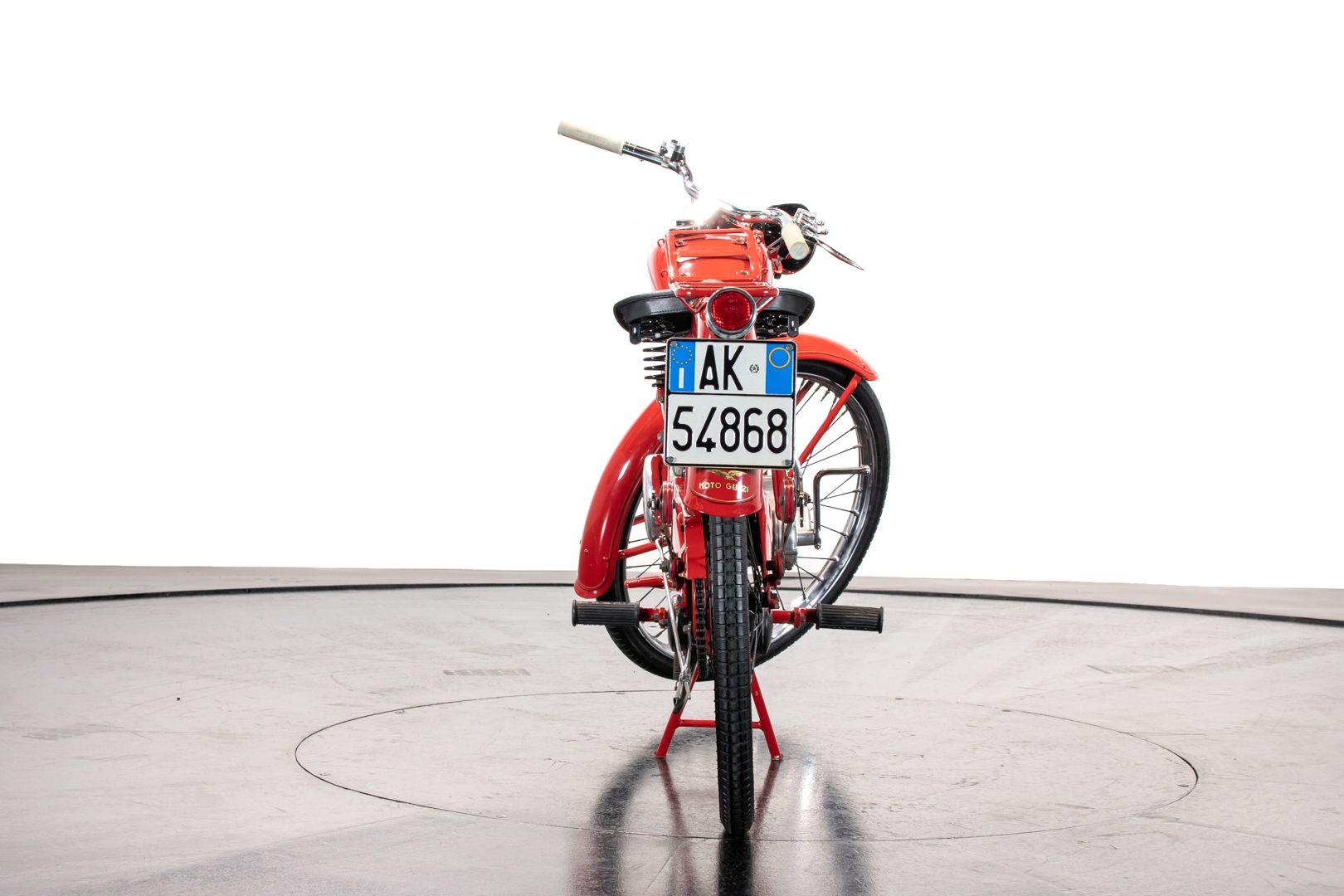 1952 Moto Guzzi 65 59380
