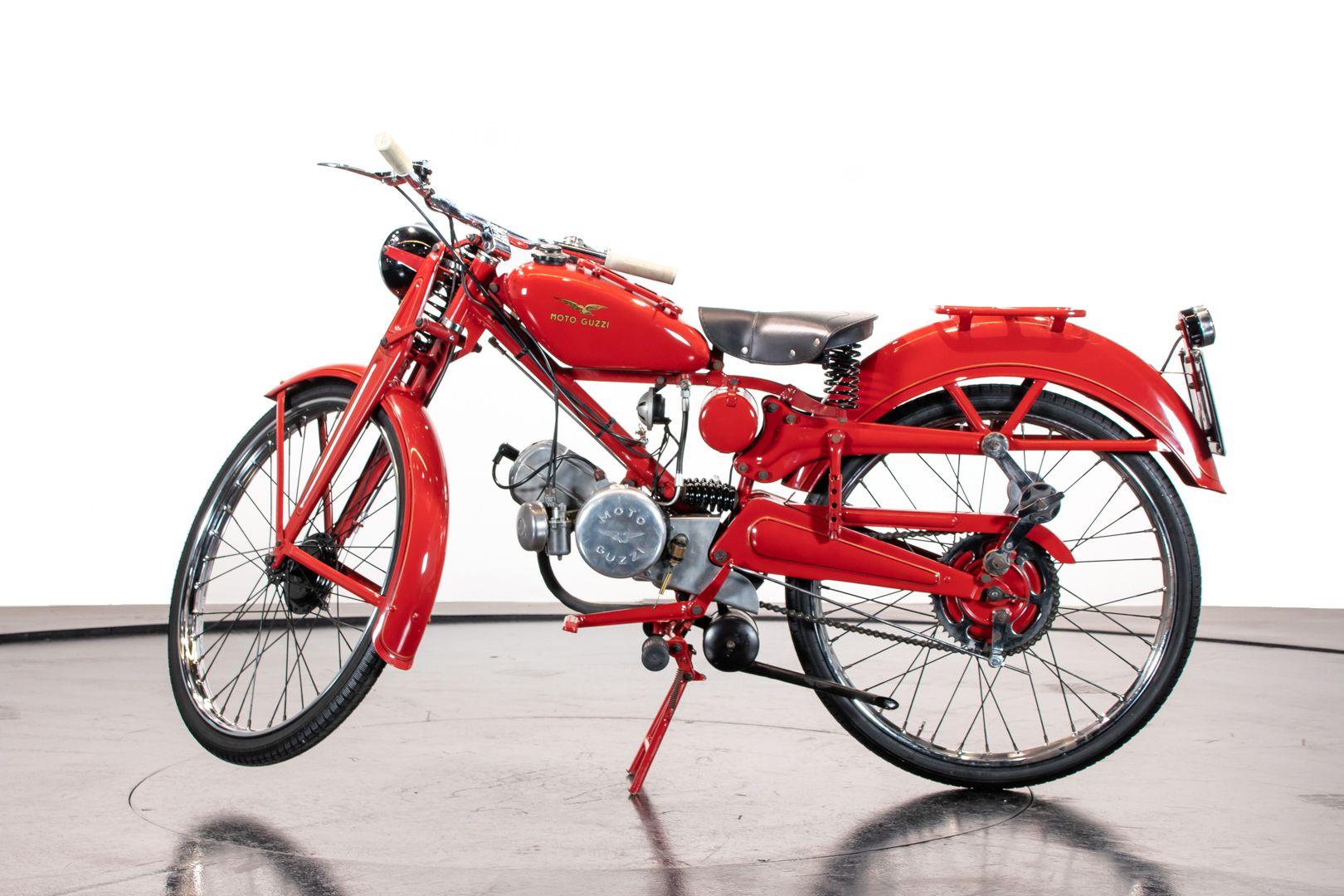 1952 Moto Guzzi 65 59381