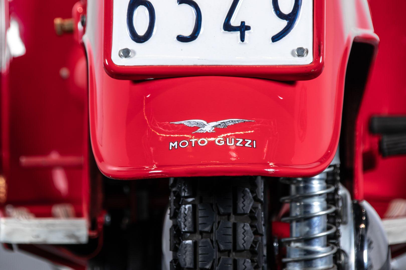 1963 Moto Guzzi Galletto 192 78284