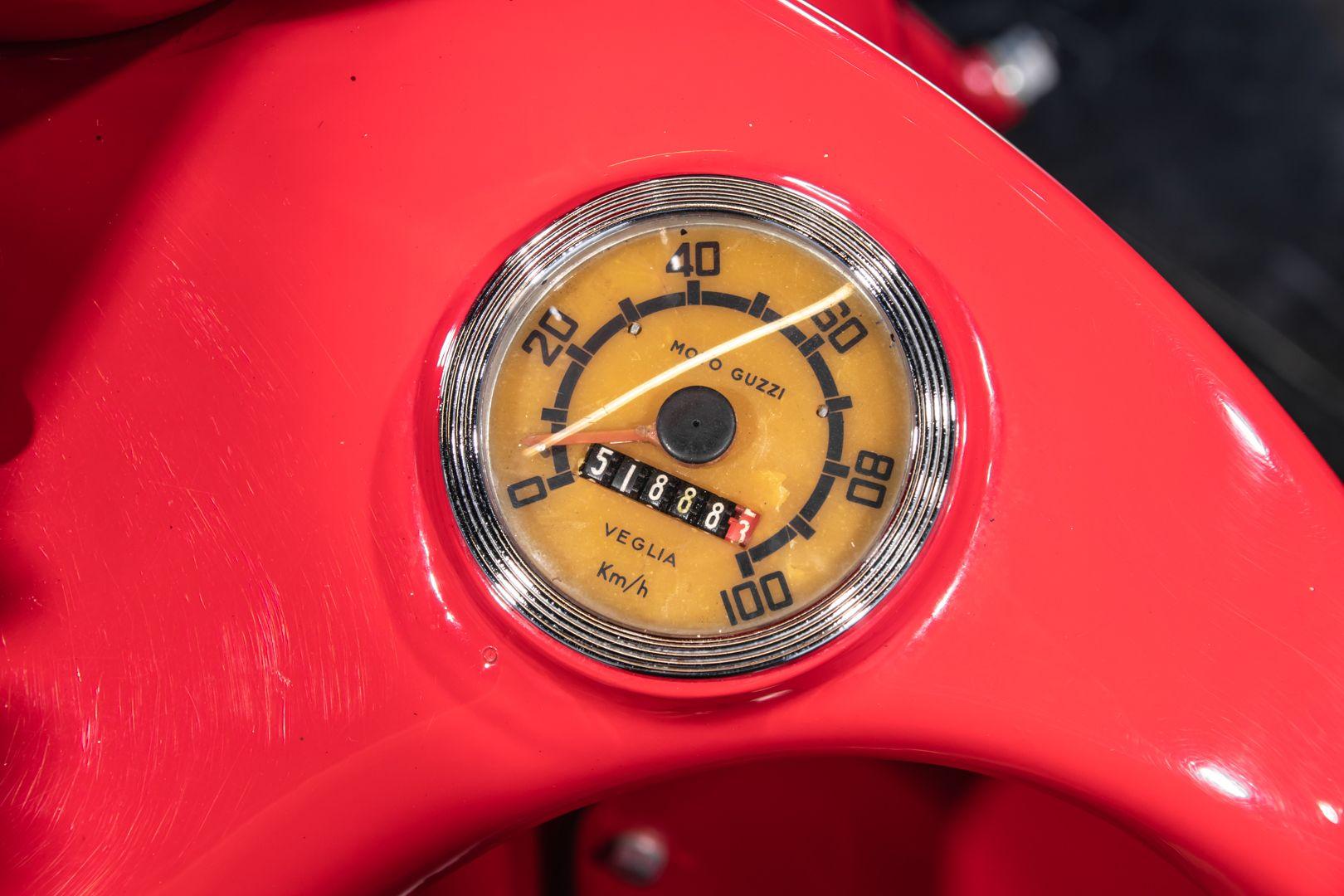 1963 Moto Guzzi Galletto 192 78291