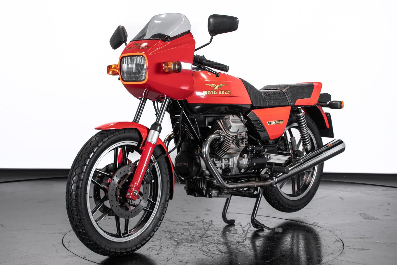 1982 Moto Guzzi 350 Imola 78822