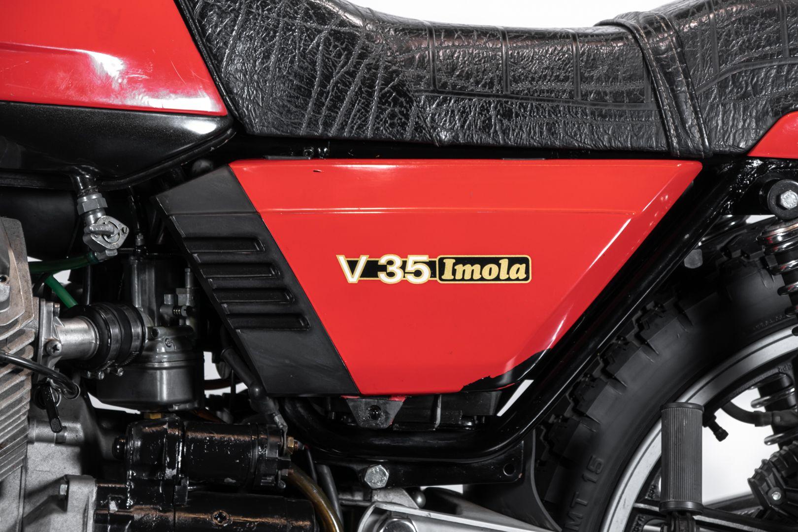 1982 Moto Guzzi 350 Imola 78823