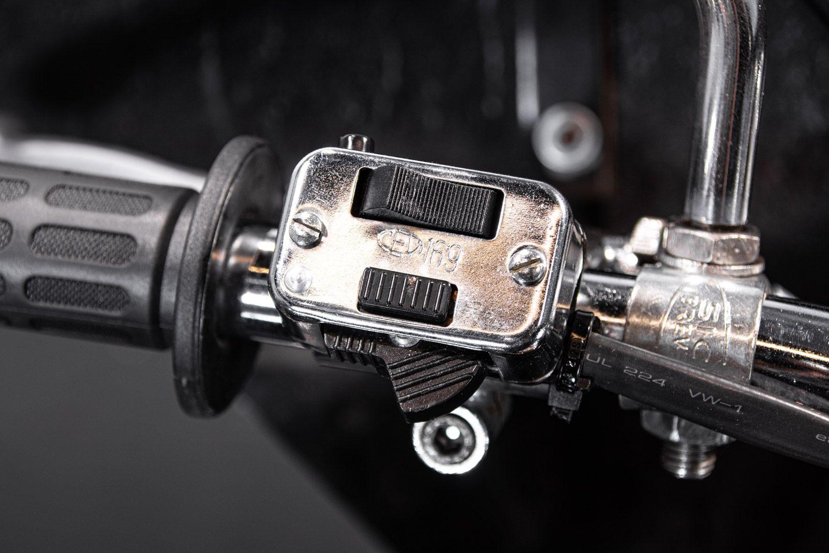 1969 Moto Guzzi V7 Special 81496