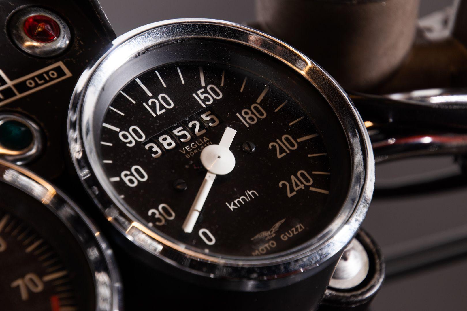 1974 Moto Guzzi VK V7 Sport 44214