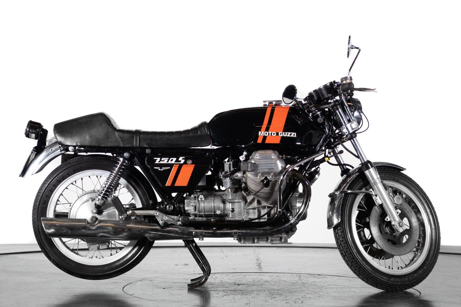 1974 Moto Guzzi VK V7 Sport 44204