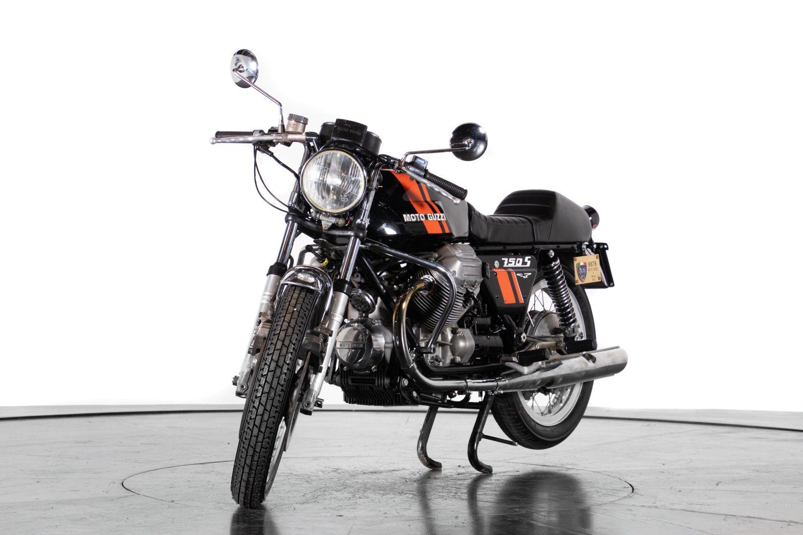 1974 Moto Guzzi VK V7 Sport 44207