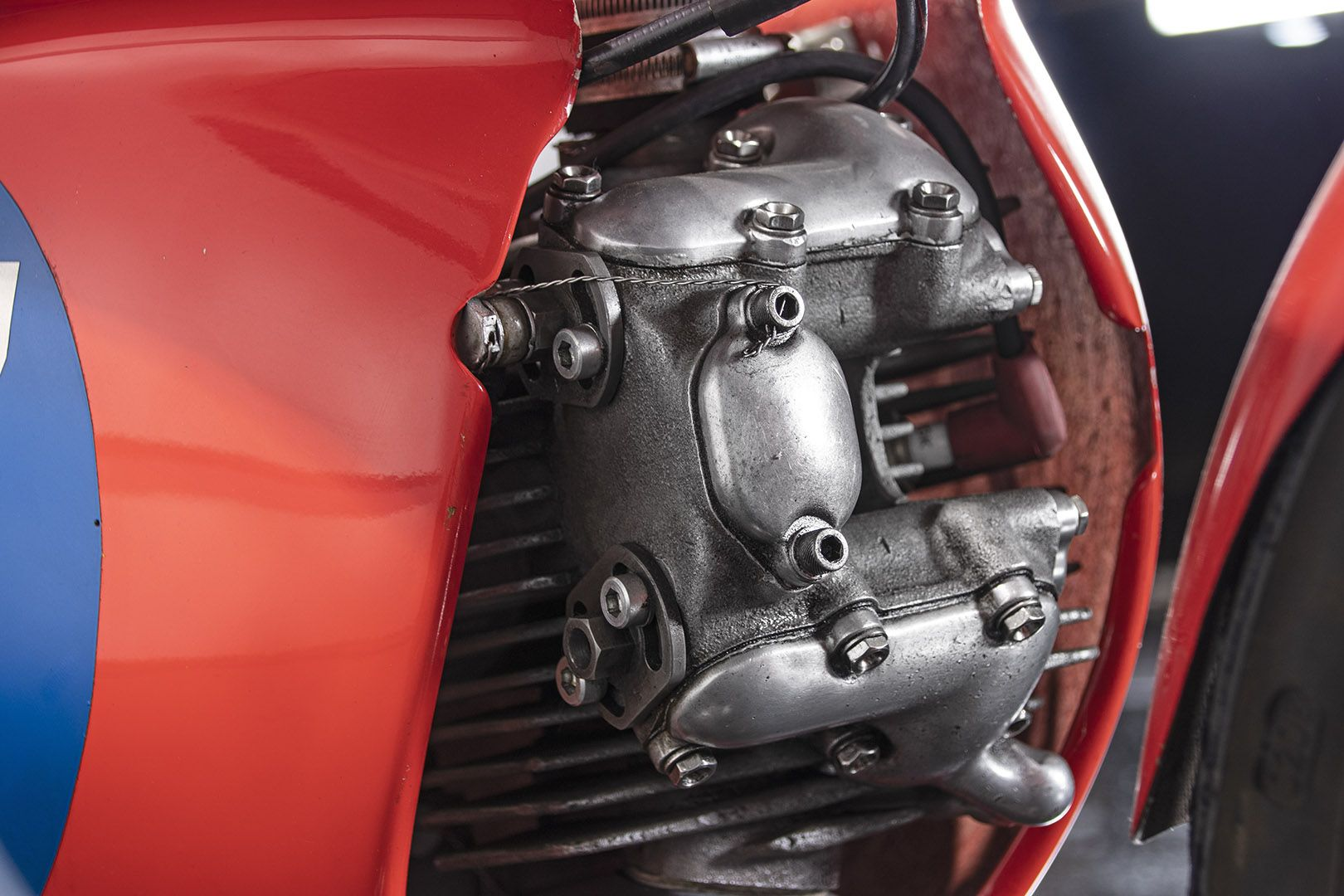 1969 Aermacchi Harley-Davidson 350 Ala d'oro 61128