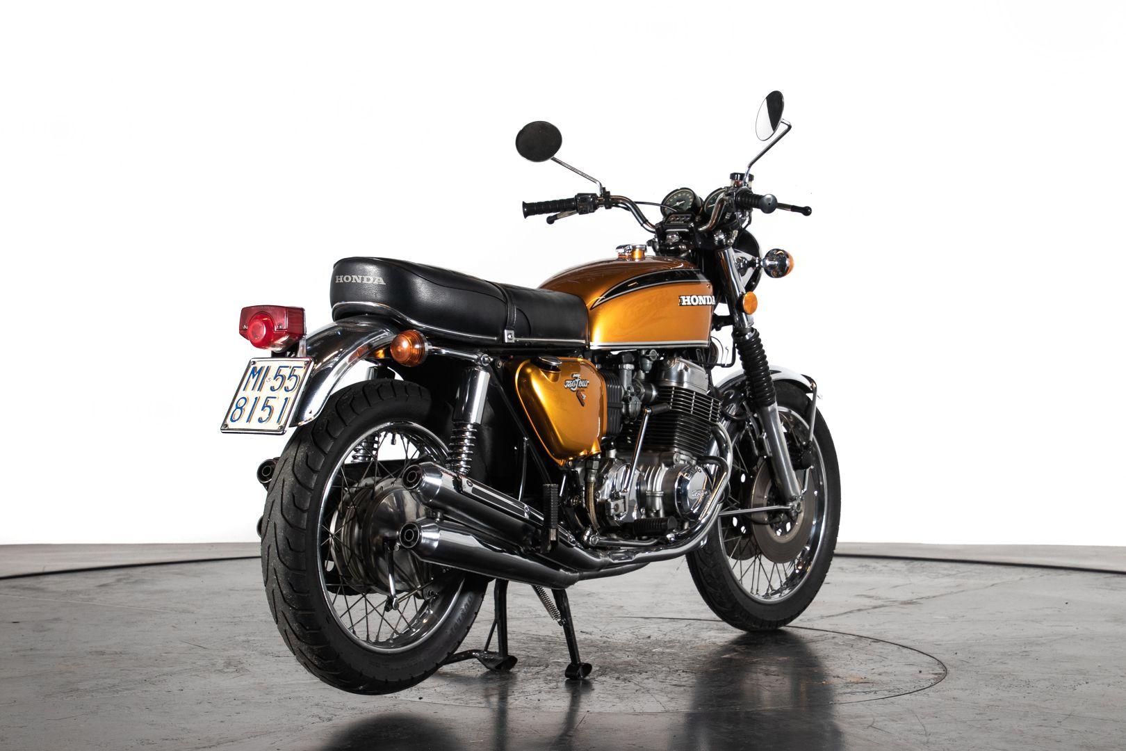 1972 Honda CB 750 Four 46588