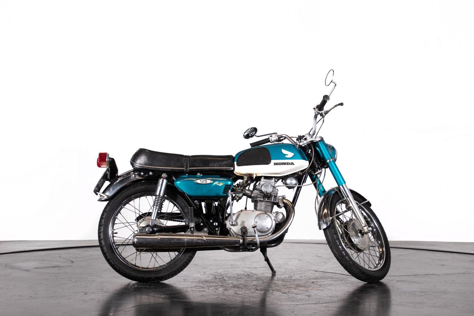 1970 HONDA CB125 46288