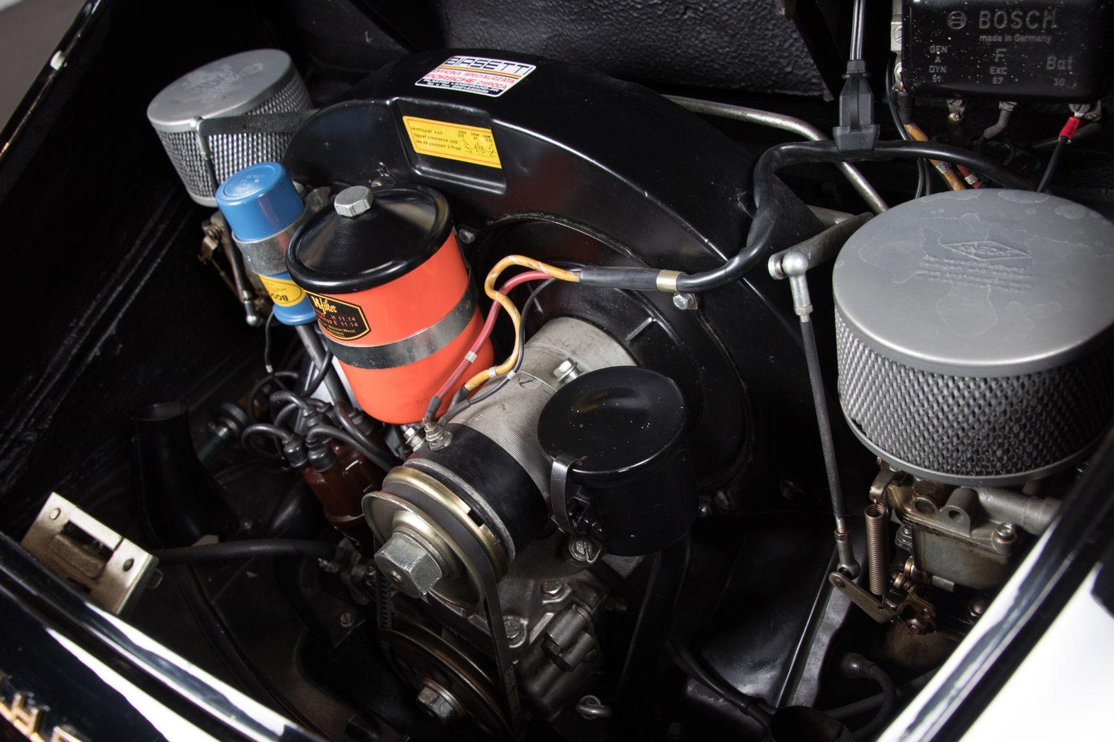 1956 Porsche 356 A Speedster 16478
