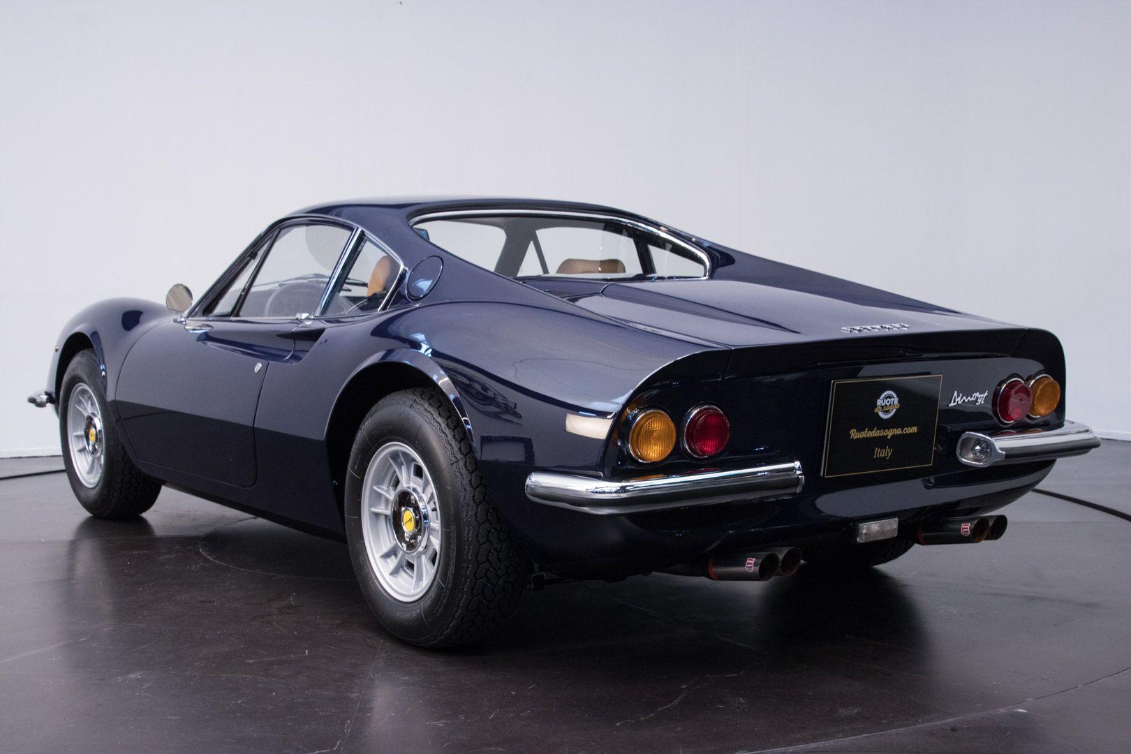 1972 Ferrari Dino 246 GT 17631