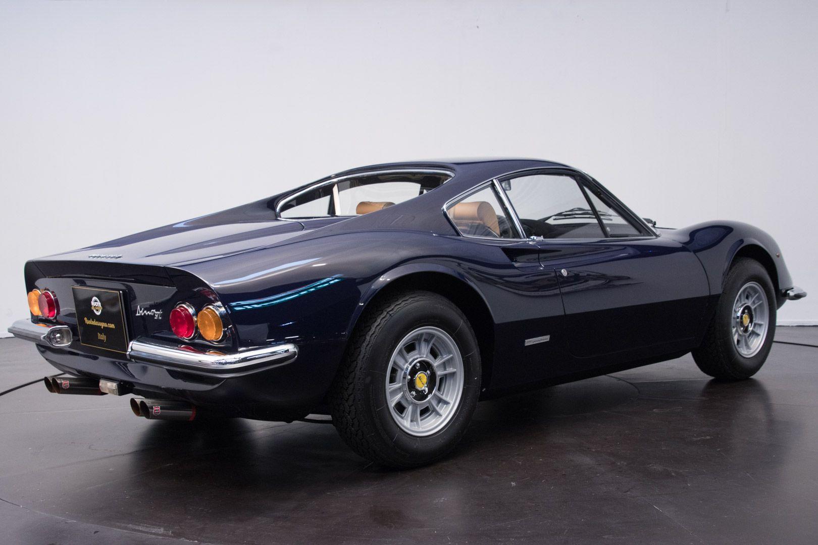 1972 Ferrari Dino 246 GT 17635