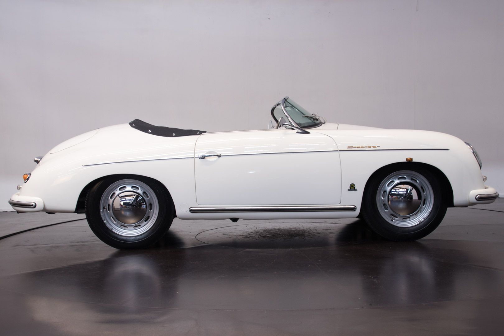 1955 Porsche 356 pre-A Speedster 17795