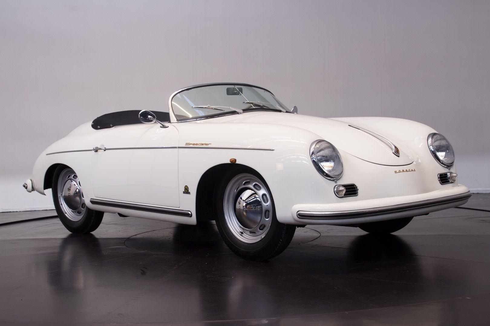 1955 Porsche 356 pre-A Speedster 17796