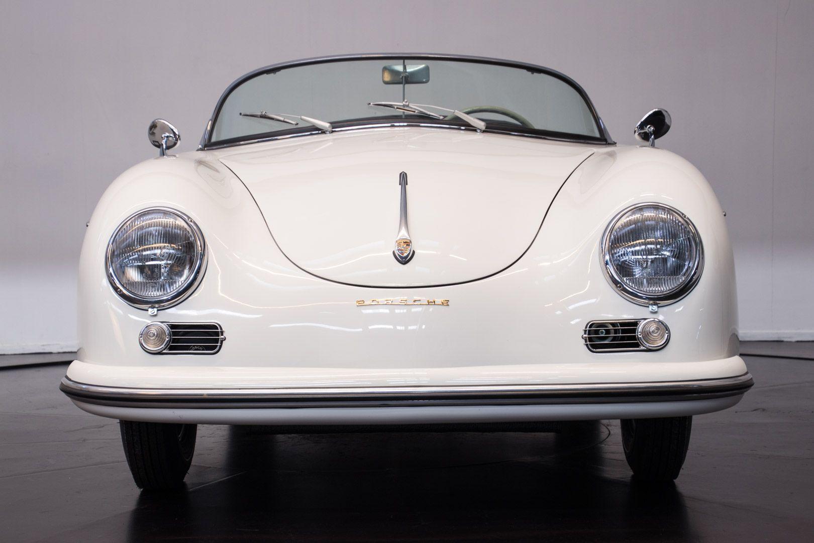 1955 Porsche 356 pre-A Speedster 17798