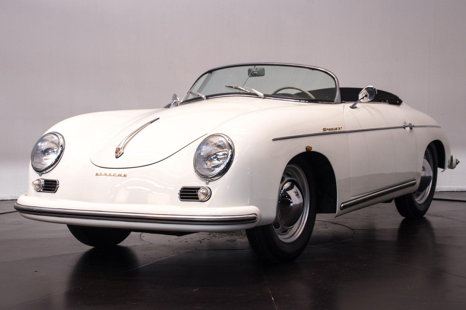 1955 Porsche 356 pre-A Speedster 17799